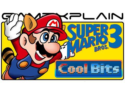Cool Bits - Super Mario Bros  3's World Map Secrets & Hidden Japan