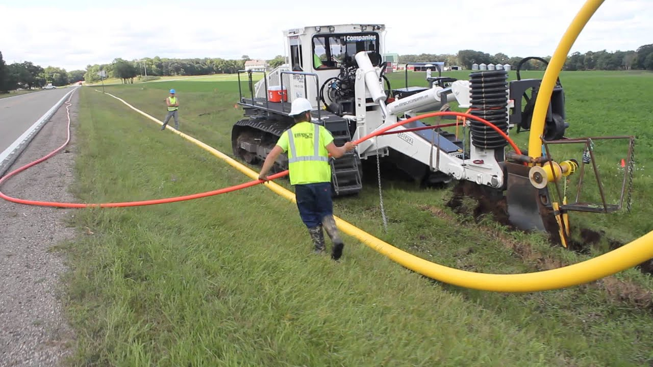Ellingson Companies Natural Gas Installation