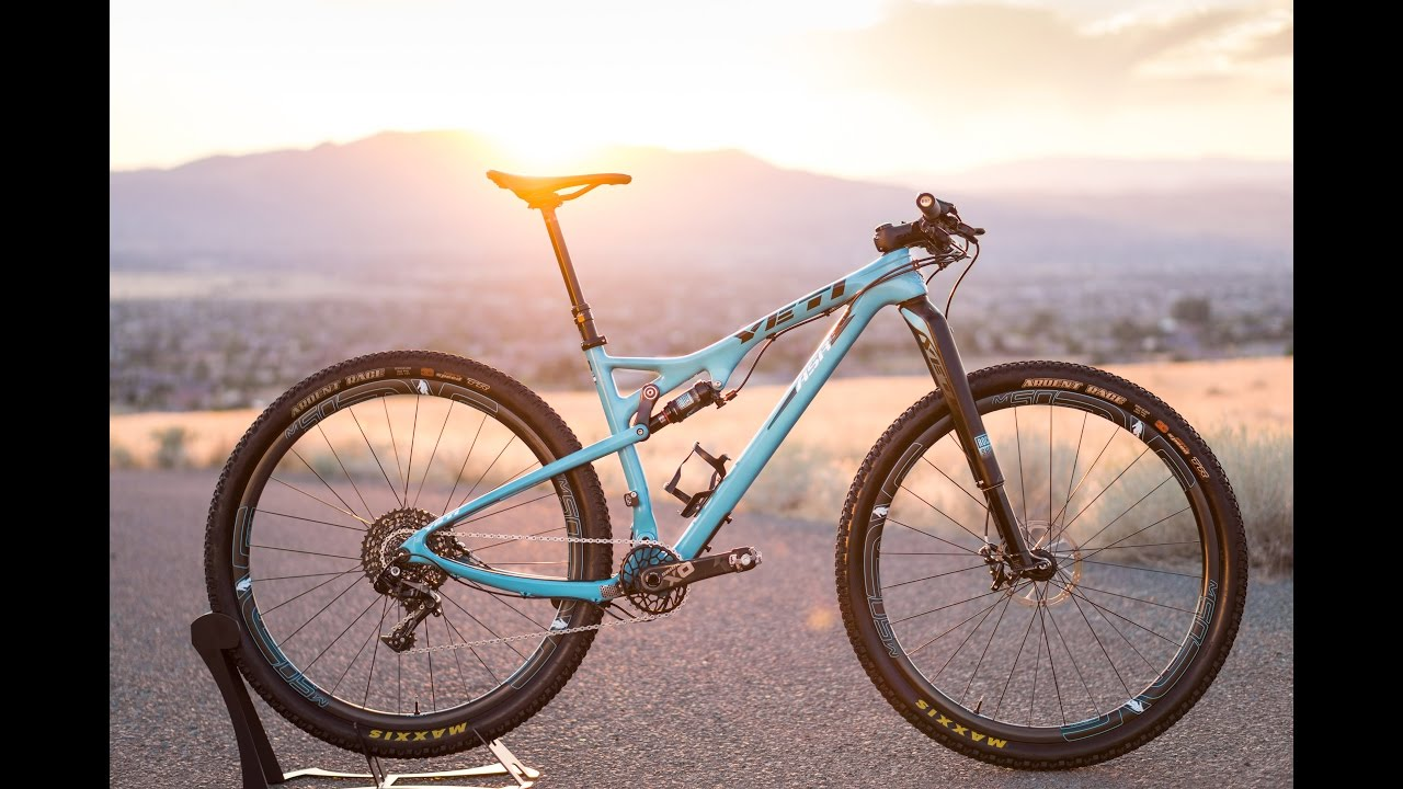 Mtb Bike Check Yeti Asrc Dream Build Youtube