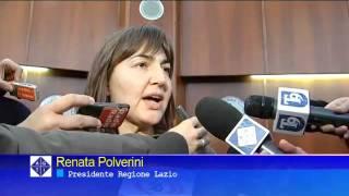 Maltempo: la Regione Lazio dichiara lo stato di calamità naturale