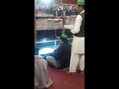Heart touching Azan at Data Darbar Lahore...