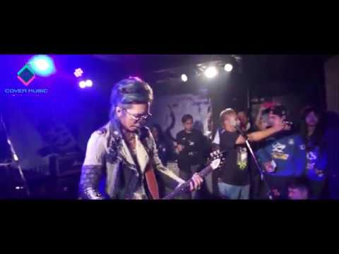 Cokelat Karma Toxic Team Cover Japanese