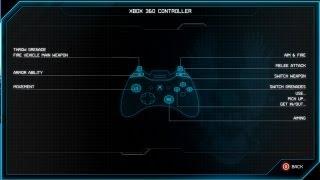 Halo: Spartan Assault Windows 8 using wireless Xbox 360 controller gameplay