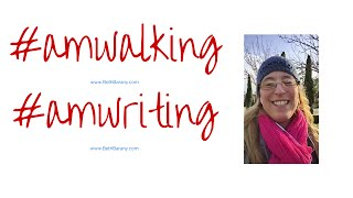 #amwalking Self-Compassion + Self-Recrimination