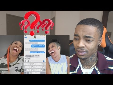 Reacting To My EX Girlfriend Lyric PRANK On Me GONE WRONG!😶