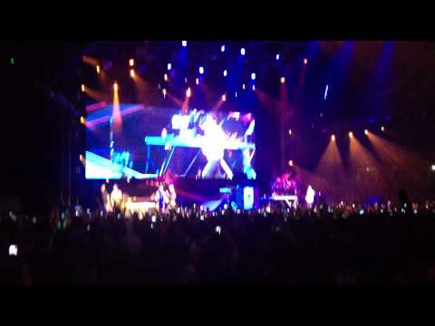 Linkin Park - In The End - Mexico City live - 2012 - Arena Mexico