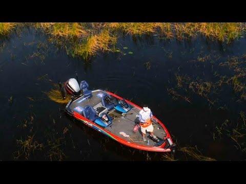 Lake Okeechobee: Aerial View