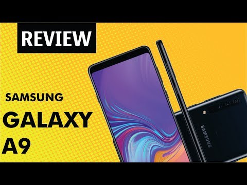 Samsung Galaxy A9 | Review