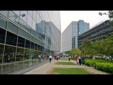 Apple new office inside look, Hyderabad, India