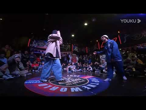 Greenteck VS Boogie Tie | Popping Battle Semi Final + One More | 威震天下 Vol. 3