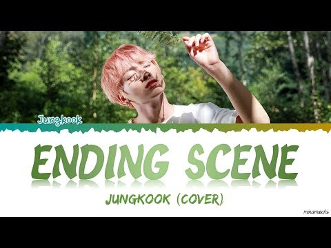 [VER 2] JK (정국) - 'Ending Scene' (이런 엔딩) |IU Cover| Lyrics [Han_Rom_Eng]