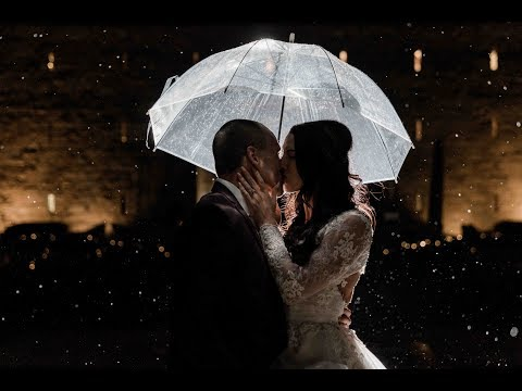 Priory Barn & Cottages Wedding // Fairy Tail Winter Wedding Video