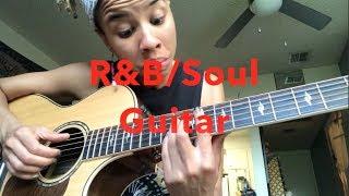 Baixar R&B/Soul Guitar Lesson (maj7 pinky tricks)