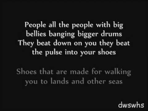 Stealing Sheep - Shut Eye Lyrics