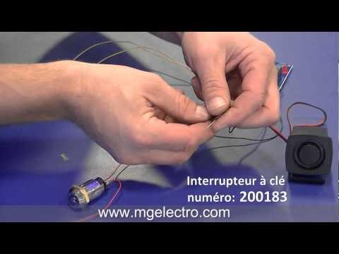 ARCHIVES - MG Electro TV - Alarme simple pour cabanon ou remorque