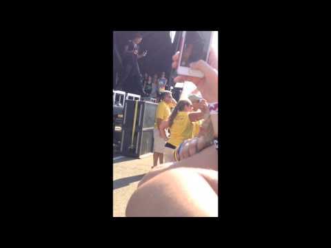 Of Mice & Men - Warped Tour 2014