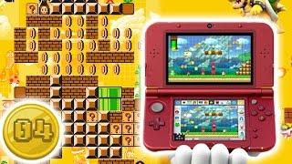 SUPER MARIO MAKER 3DS #4 - EXPERT EN RÉCEPTION DE MARTEAUX !