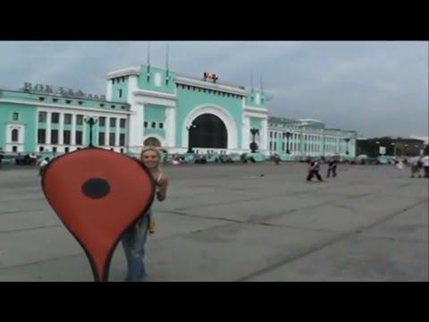 На поезде Новосибирск-Тайга