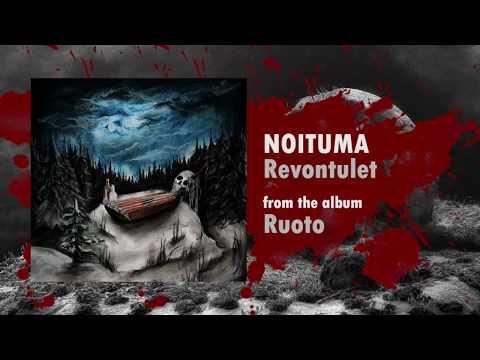 Noituma - Revontulet (Official Lyric Video)