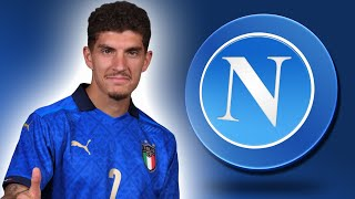 Here Is Why Every Club Want To Sign Giovanni Di Lorenzo 2021 (HD)