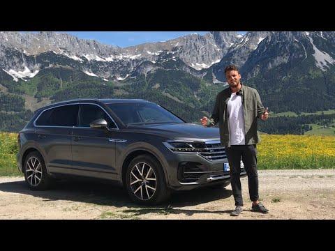 2018 - VW Touareg III Im Fahrbericht | Besser Als Tesla? | Test | Testdrive | Review | Details |