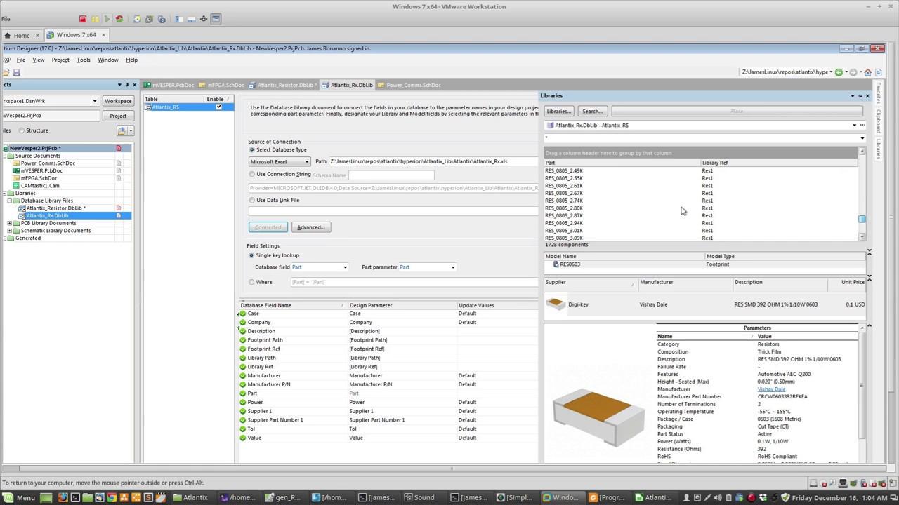 Altium Database Library - Part 2