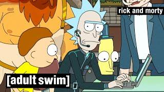 Rick and Morty | Rick's Eleven | Adult Swim
