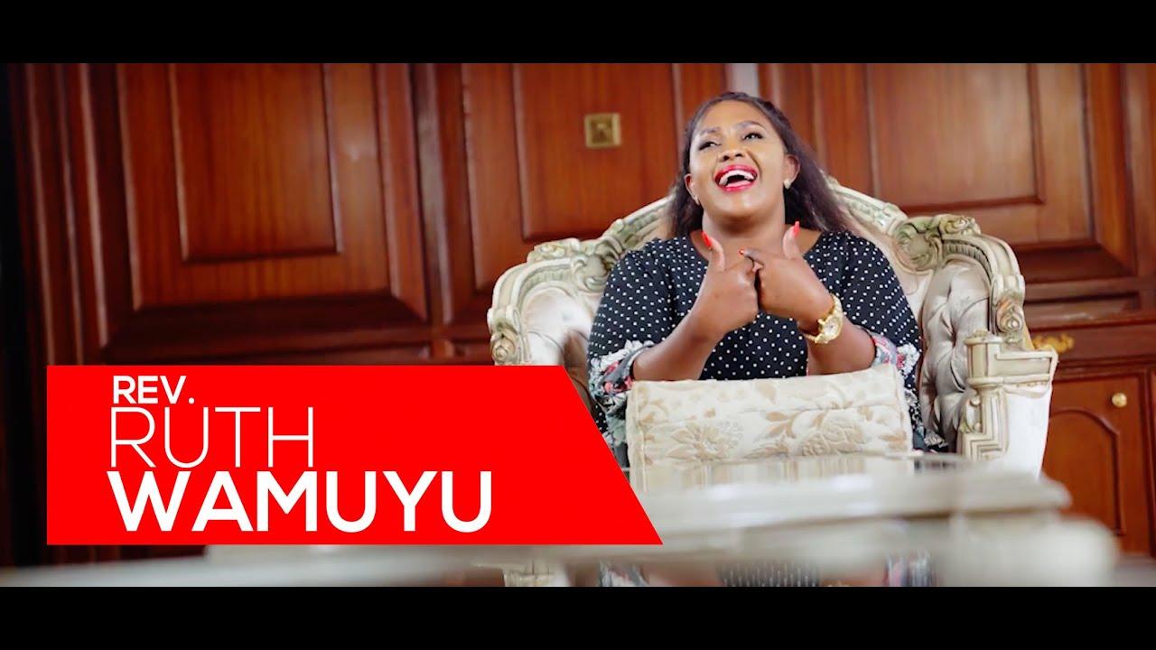 Download Rev Ruth Wamuyu - MURIGITI (Official Video) [Skiza Code: 9049928]