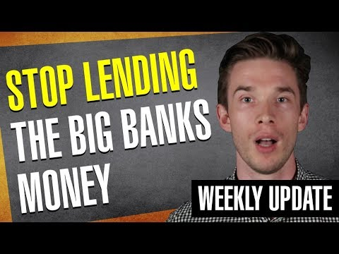 Stop Lending to the Big Four for 2.3%