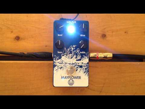 5 Minutes with the Walrus Audio Mayflower - Pedal Demo
