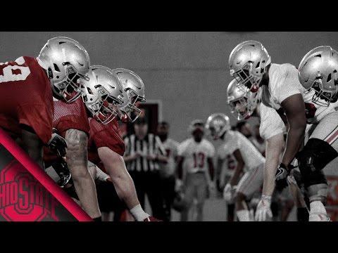 Ohio State Football: Spring Practice 03.07.17