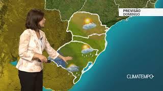 Previsão Sul – Nova frente fria chega ao RS