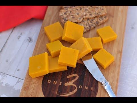 Dairy Free Cheddar Cheese Recipe | 131 Method