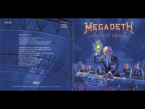 Holy Wars... The Punishment Due (Original 1990 Studio Recording) HD - Megadeth mp3