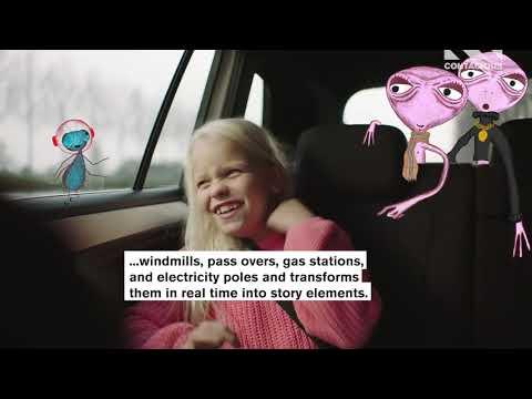 Campaign of the Week / Volkswagen, Road Tales
