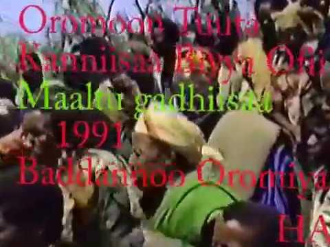 Baddannoo Oromiya 1991