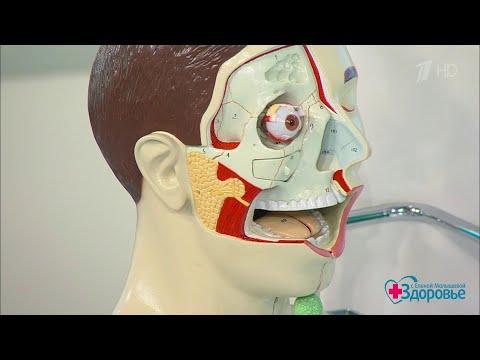 Как лечить воспаление слюнных желез