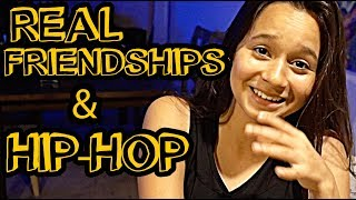 MAKING NEW FRIENDS & ALEXA'S IN A HIP HOP TEAM! | REALITYCHANGERS
