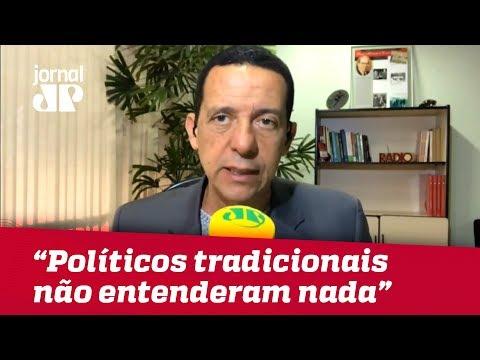 Políticos tradicionais não entenderam nada | José Maria Trindade