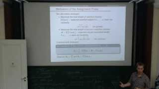 Matthias Poloczek: New Approximation Algorithms for MAX SAT Simple, Fast, and Excellent in Practice