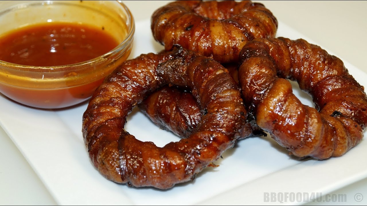 A And R Bbq Onion Rings