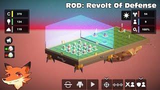 rod revolt of defense on construit notre base et on explore l univers    p fr