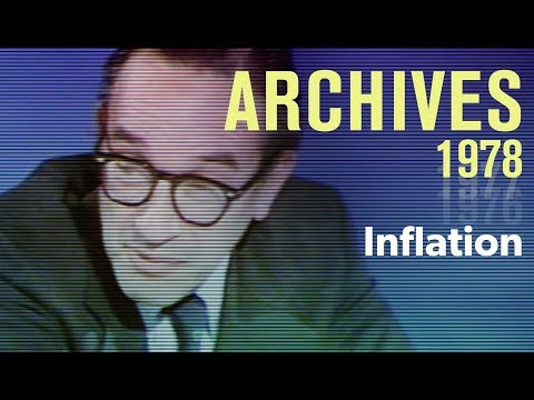 Weapons against inflation (1978) — with Alan Greenspan | ARCHIVES