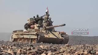 Война в Сирии. САА в провинции Эс-Сувайда 11.08.2018