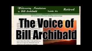 bill archibald stalker paperhanger