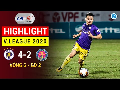 Hanoi FC Sai Gon FC Goals And Highlights