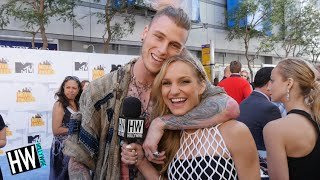 Machine Gun Kelly Teases New Album & Gives Music Industry Advice!