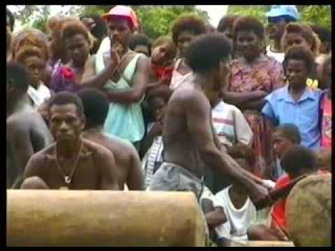 Malaita: Kwaio drummers