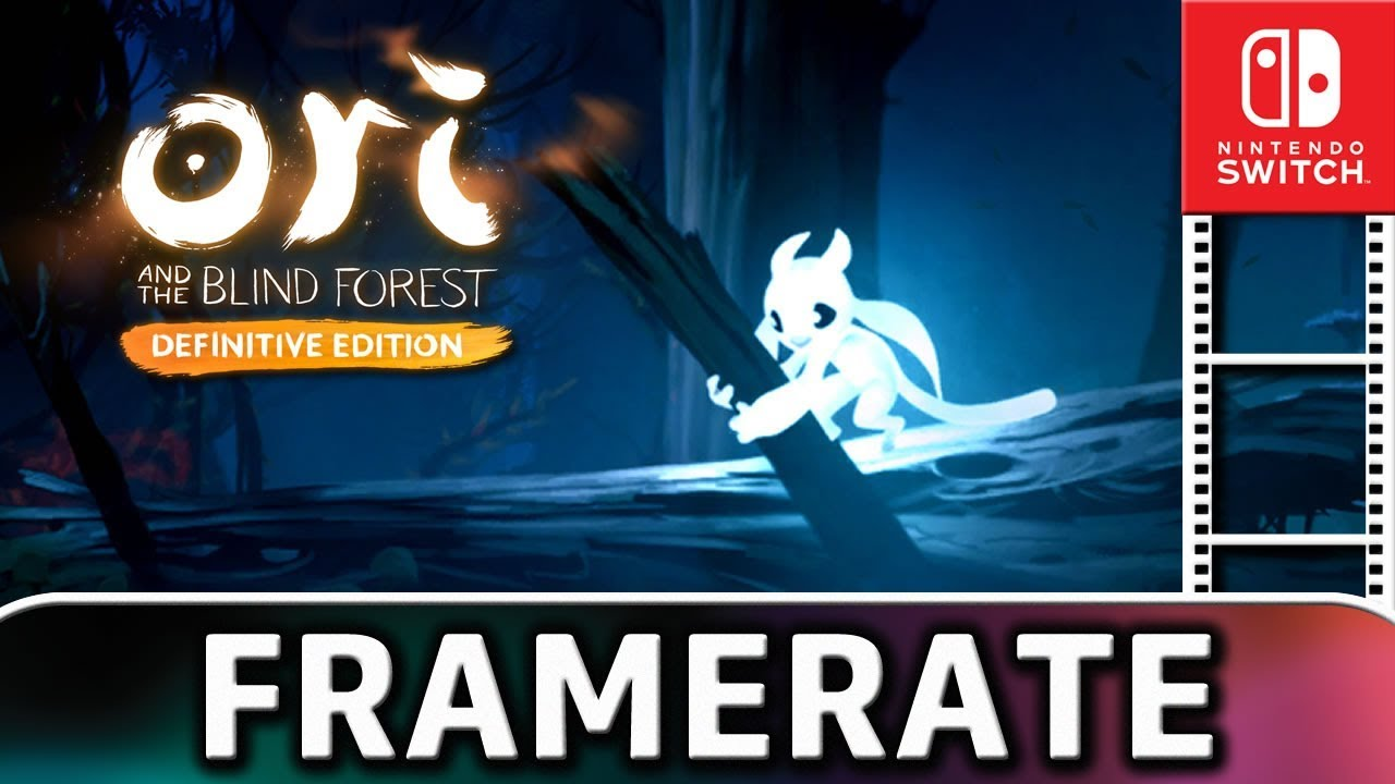 Ori and the Blind Forest: Definitive Edition | Docked VS Handheld | Frame Rate TEST on Nintendo Switch
