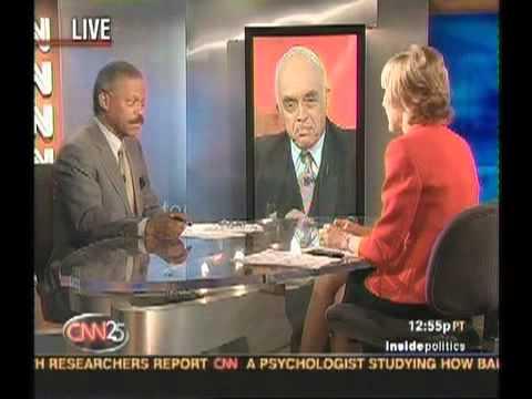 CNN Inside Politics - Judy Woodruff final show (6/3/2005)